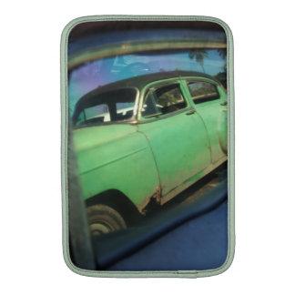 Reflexión cubana del coche funda  MacBook