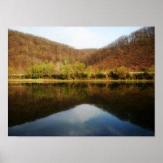 Reflexión de Allegheny Impresiones