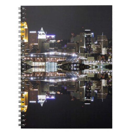 Reflexión de Cincinnati Libro De Apuntes
