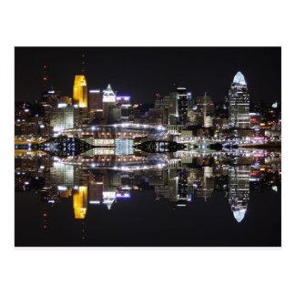 Reflexión de Cincinnati Postal