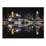 Reflexión de Cincinnati Tarjetas Postales