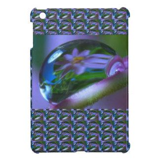 REFLEXIÓN de la flor en un DESCENSO de ROCÍO.  REG