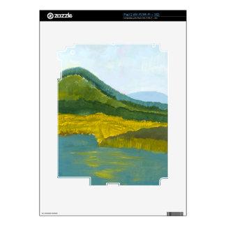 Reflexión de la montaña iPad 2 skins