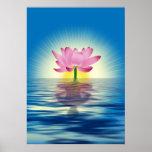 Reflexión de Lotus Impresiones