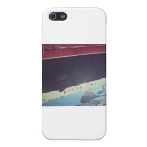 Reflexión de Queen Mary iPhone 5 Carcasa