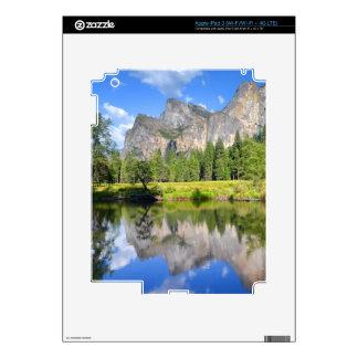 Reflexión de Yosemite Pegatinas Skins Para iPad 3