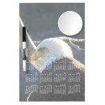 Reflexión del BEC Eagle calvo Tablero Blanco
