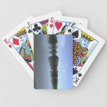 reflexión del río cartas de juego