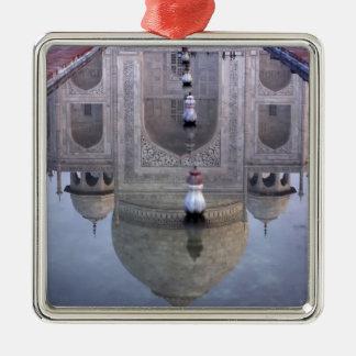 Reflexión del Taj Mahal Agra Uttar Pradesh Ornamento De Reyes Magos
