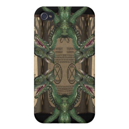 Reflexión emergente mágica iPhone 4/4S funda