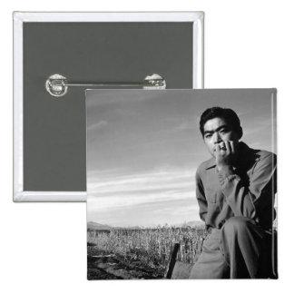 Reflexión en Manzanar 1943 Pin