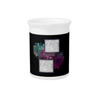 Reflexión floral jarras