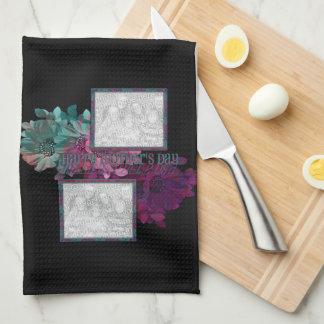 Reflexión floral toallas
