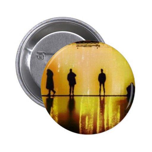Reflexión Pin Redondo 5 Cm