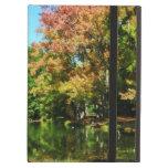 Reflexión preciosa del otoño