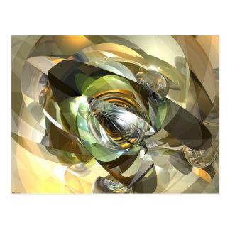 Reflexión seccionada transversalmente postales