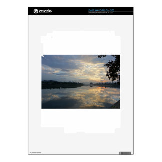 reflexión skin para el iPad 2