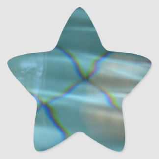 Reflexion Star Sticker