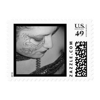 Reflexionando Persephone - selle, 41 centavos, de Sellos