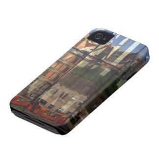 Reflexiones 1 de Belgrado Case-Mate iPhone 4 Funda