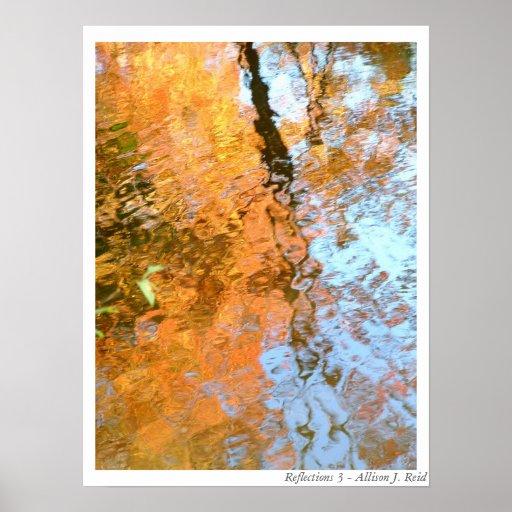 Reflexiones 3 poster
