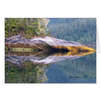 Reflexiones #3 tarjeta de felicitación