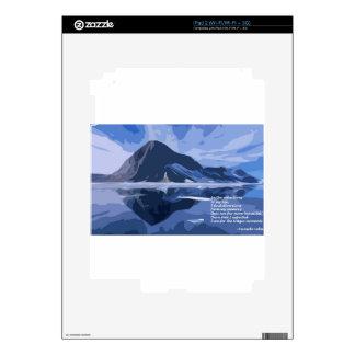 Reflexiones Calcomanías Para iPad 2