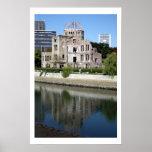 reflexiones de Hiroshima Impresiones