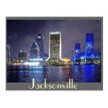 Reflexiones de Jacksonville, la Florida Postales