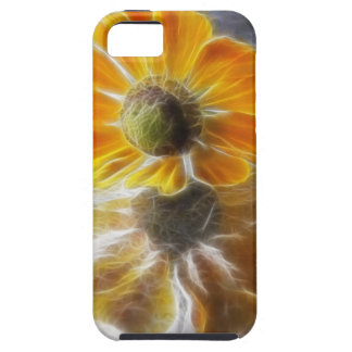 Reflexiones de la flor del Helenium Funda Para iPhone SE/5/5s
