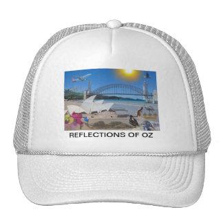 REFLEXIONES DE LA onza Sydney a Brisbane Gorros