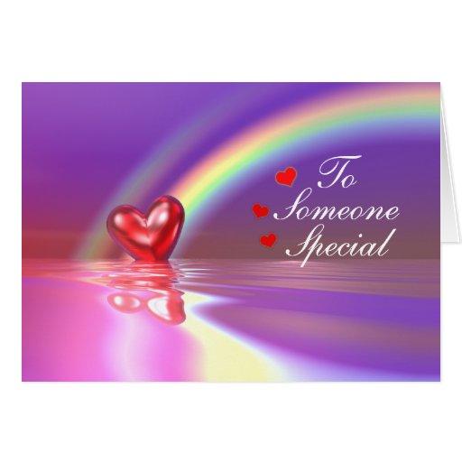 Reflexiones de la tarjeta del día de San Valentín