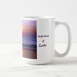 Reflexiones de la taza del amor