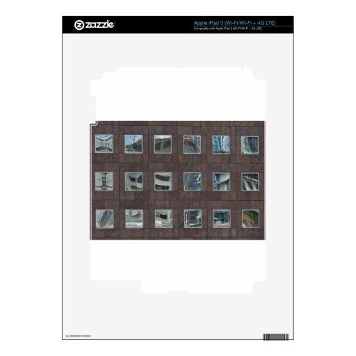 Reflexiones de Londres iPad 3 Pegatinas Skins