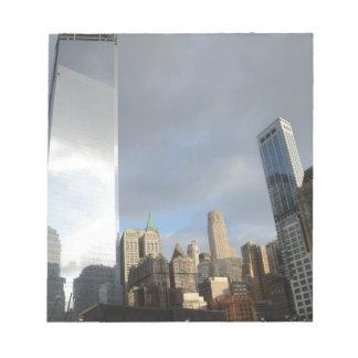 Reflexiones de Nueva York Blocs De Notas