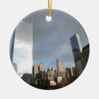 Reflexiones de Nueva York Ornamento Para Reyes Magos