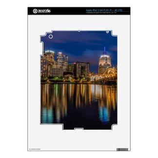 Reflexiones de Pittsburgh Pegatinas Skins Para iPad 3