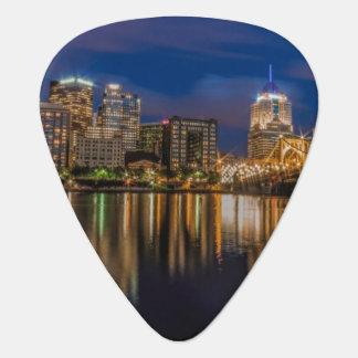 Reflexiones de Pittsburgh Uñeta De Guitarra
