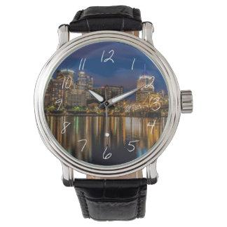 Reflexiones de Pittsburgh Relojes