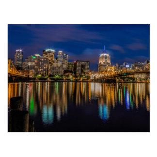 Reflexiones de Pittsburgh Postal