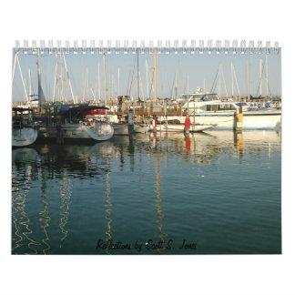 Reflexiones de Scott S. Jones 2013 Calendario