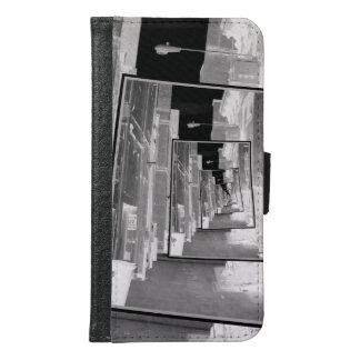 Reflexiones de un callejón infrarrojo
