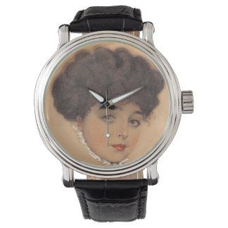 Reflexiones de un soltero reloj de mano