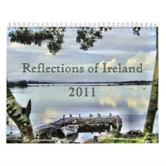 Reflexiones del calendario de Irlanda