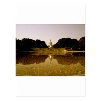 Reflexiones del congreso tarjetas postales