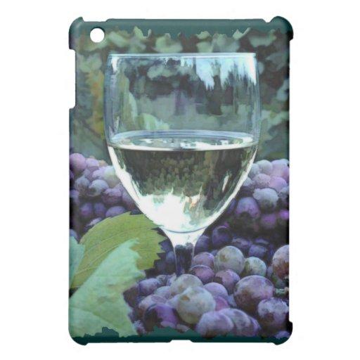 Reflexiones del vino blanco