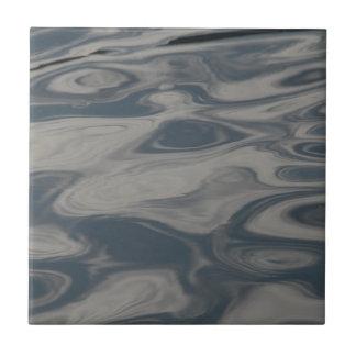 Reflexiones en el agua tejas  cerámicas