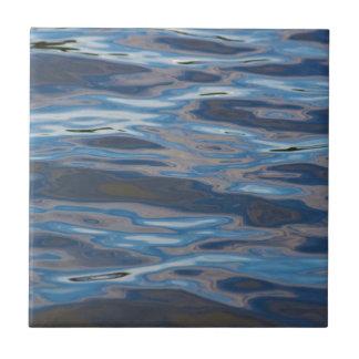 Reflexiones en el agua azulejos