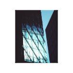 ¡Reflexiones en un rascacielos! Impresiones En Lona