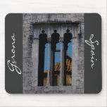 Reflexiones España de la ventana Tapetes De Ratón